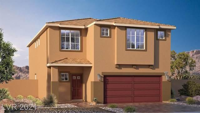 950 Twincrest Avenue Lot 50, North Las Vegas, NV 89032 (MLS #2317985) :: Lindstrom Radcliffe Group