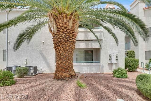 2725 S Nellis Boulevard #2033, Las Vegas, NV 89121 (MLS #2317995) :: Team Michele Dugan