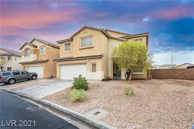 3794 Tundra Swan Street, Las Vegas, NV 89122 (MLS #2318019) :: Coldwell Banker Premier Realty
