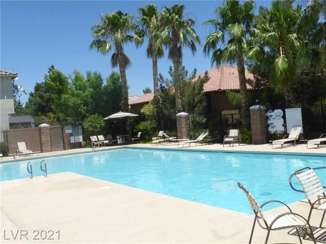 9111 Alpine Grove Avenue #103, Las Vegas, NV 89149 (MLS #2318022) :: Vestuto Realty Group