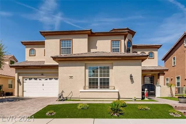 7037 Villada Street, North Las Vegas, NV 89084 (MLS #2318027) :: The Chris Binney Group   eXp Realty