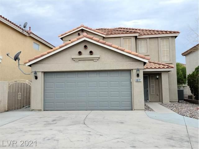 10177 Maidens Wreath Court, Las Vegas, NV 89183 (MLS #2318029) :: The Chris Binney Group   eXp Realty