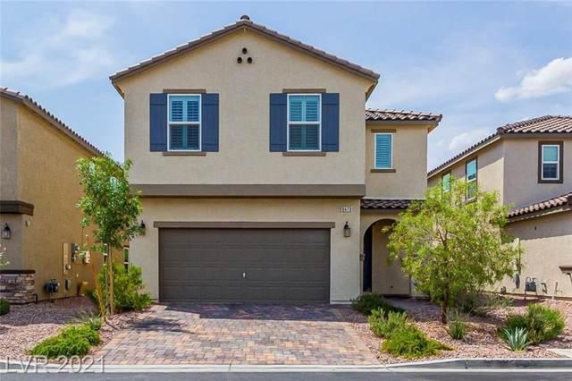 9473 Ashlee Ridge Avenue, Las Vegas, NV 89178 (MLS #2318039) :: Signature Real Estate Group
