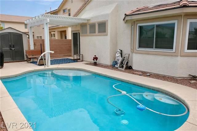 6453 Sierra Sands Street, North Las Vegas, NV 89086 (MLS #2318044) :: Kypreos Team