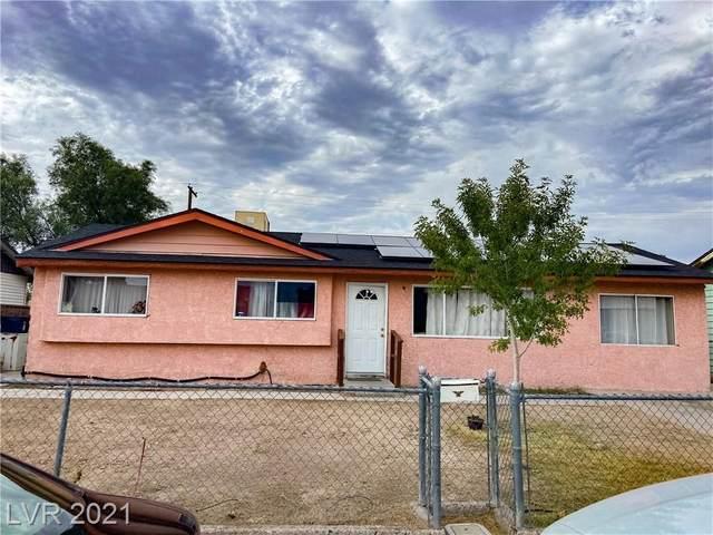 2221 Wendell Avenue, Las Vegas, NV 89101 (MLS #2318062) :: Lindstrom Radcliffe Group