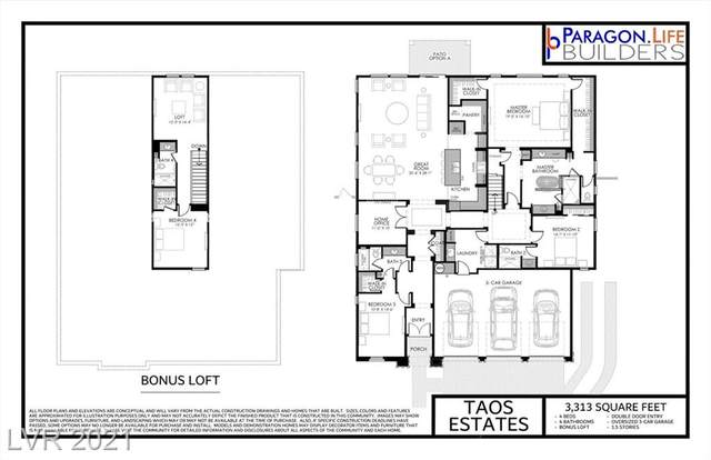 6228 Paseo Del Pueblo Street, Las Vegas, NV 89130 (MLS #2318076) :: Lindstrom Radcliffe Group