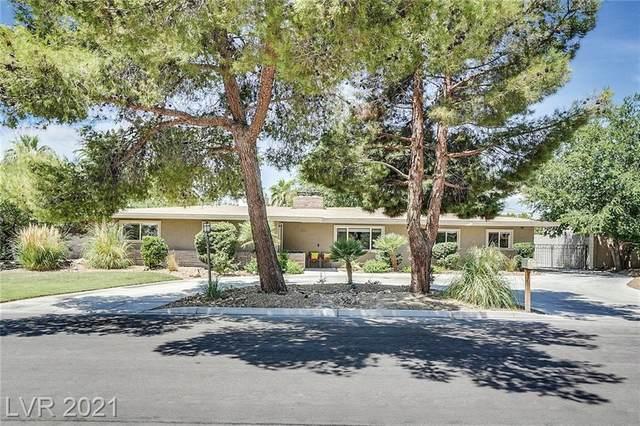 312 E Park Way, Las Vegas, NV 89106 (MLS #2318096) :: The Chris Binney Group | eXp Realty