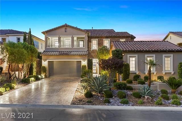 11362 Villa Bellagio Drive, Las Vegas, NV 89141 (MLS #2318100) :: Keller Williams Realty