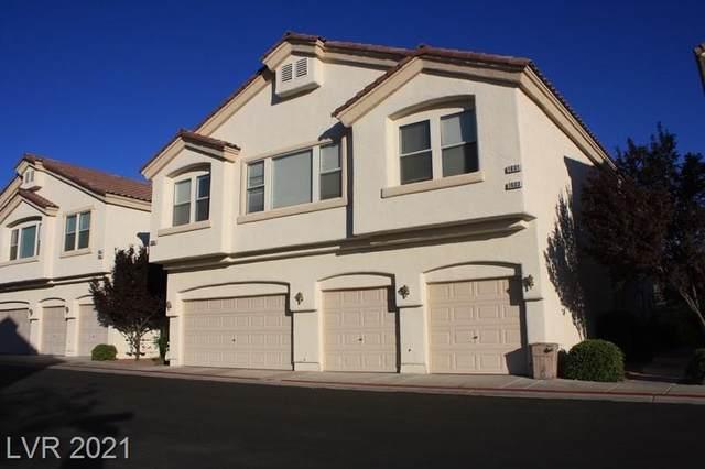 1601 Lefty Garcia Way, Las Vegas, NV 89102 (MLS #2318109) :: Vestuto Realty Group