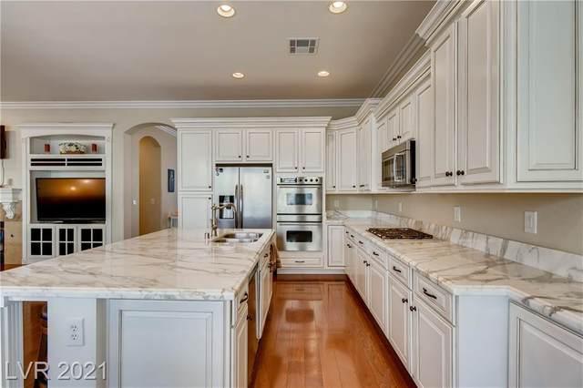 10340 Heale Garden Court, Las Vegas, NV 89135 (MLS #2318113) :: Galindo Group Real Estate