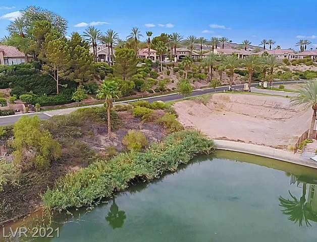 2 Via Del Garda, Henderson, NV 89011 (MLS #2318130) :: Signature Real Estate Group
