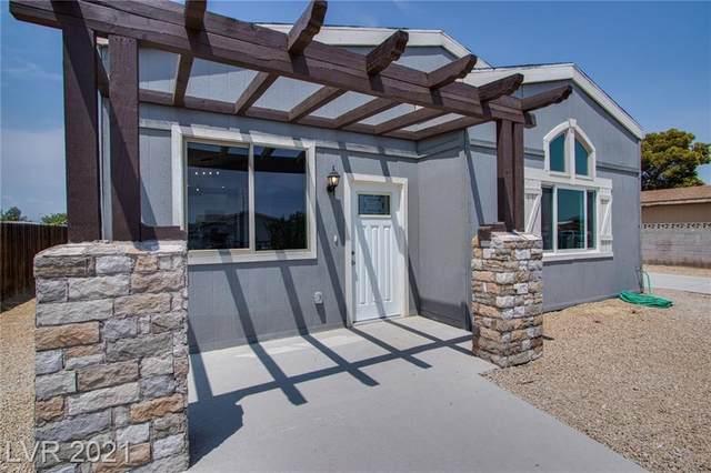 3445 Cactus Springs Drive, Las Vegas, NV 89115 (MLS #2318139) :: Hebert Group | Realty One Group