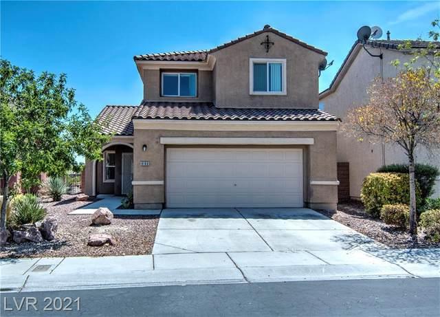 8160 Loma Del Ray Street, Las Vegas, NV 89131 (MLS #2318151) :: Galindo Group Real Estate