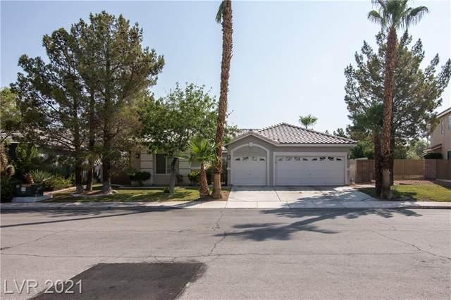 406 Buchanan Rock Street, Henderson, NV 89074 (MLS #2318154) :: Galindo Group Real Estate