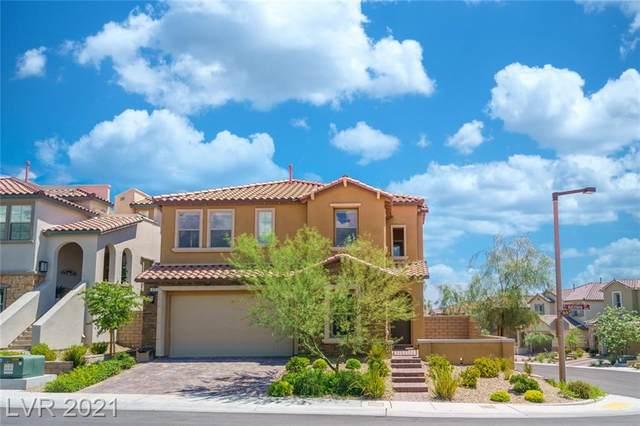 478 Astillero Street, Las Vegas, NV 89138 (MLS #2318157) :: The Shear Team