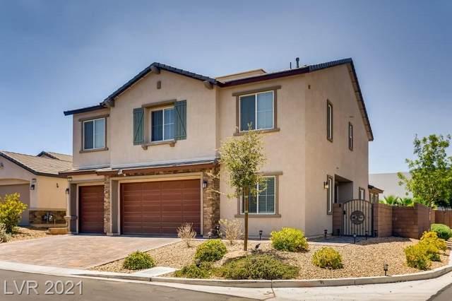 6327 Pochman Mesa Street, Las Vegas, NV 89113 (MLS #2318182) :: The Melvin Team