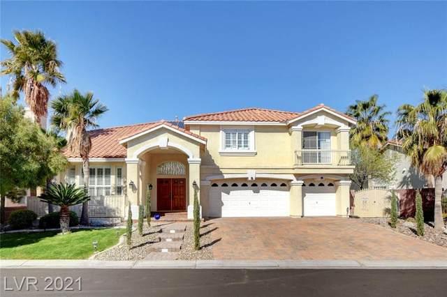 7653 Calm Passage Court, Las Vegas, NV 89139 (MLS #2318202) :: Signature Real Estate Group
