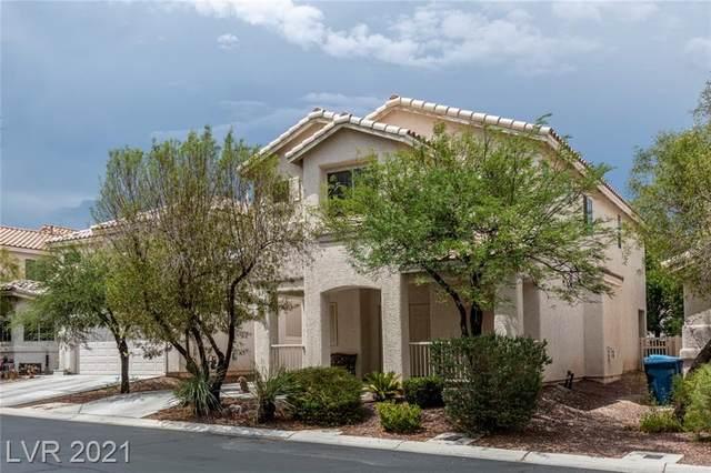 8916 Tom Noon Avenue, Las Vegas, NV 89178 (MLS #2318213) :: Kypreos Team