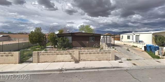 4468 Crystal Peak Drive, Las Vegas, NV 89115 (MLS #2318223) :: Keller Williams Realty