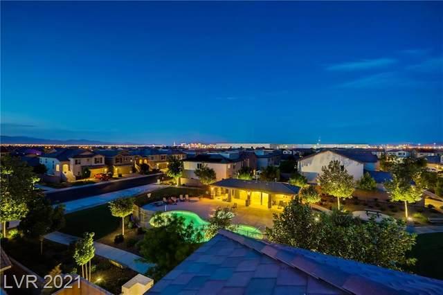 8076 Muir Brook Avenue, Las Vegas, NV 89113 (MLS #2318250) :: The Chris Binney Group | eXp Realty