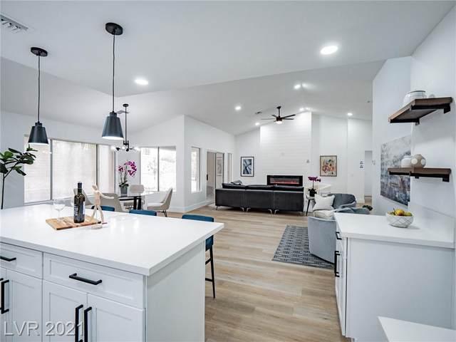 2717 Tumble Brook Drive, Las Vegas, NV 89134 (MLS #2318254) :: DT Real Estate