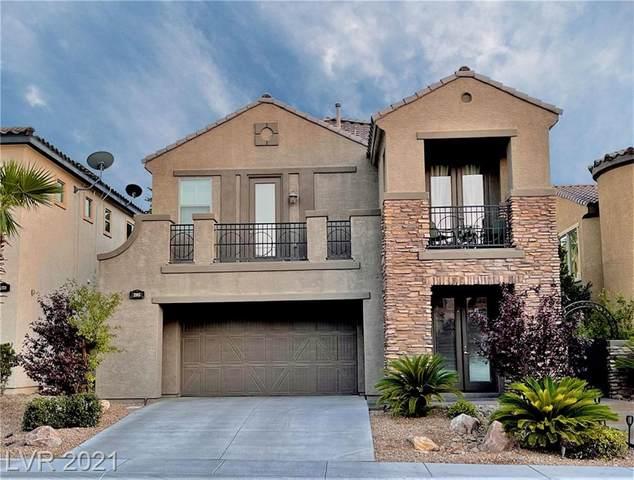 285 Via Di Citta Drive, Henderson, NV 89011 (MLS #2318256) :: Galindo Group Real Estate