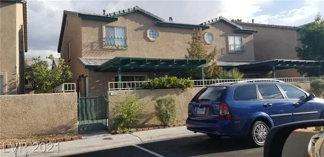 5714 Ritter Lane, Las Vegas, NV 89118 (MLS #2318271) :: Signature Real Estate Group