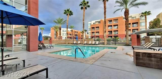 43 E Agate Avenue #309, Las Vegas, NV 89123 (MLS #2318297) :: Jeffrey Sabel