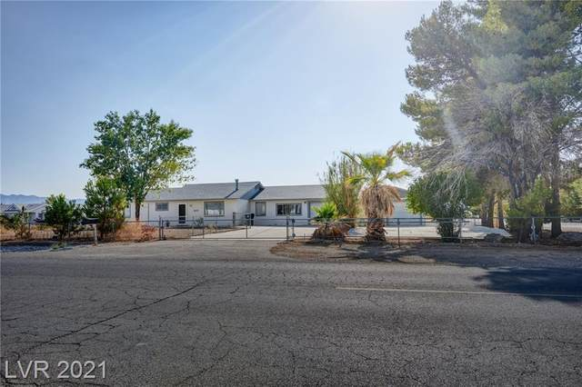 5270 Vicki Ann Road, Pahrump, NV 89048 (MLS #2318306) :: The Chris Binney Group   eXp Realty
