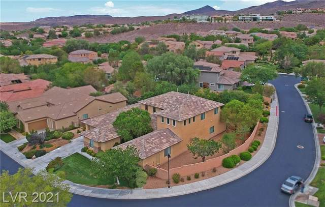 32 Hassayampa Trail, Henderson, NV 89052 (MLS #2318311) :: Lindstrom Radcliffe Group
