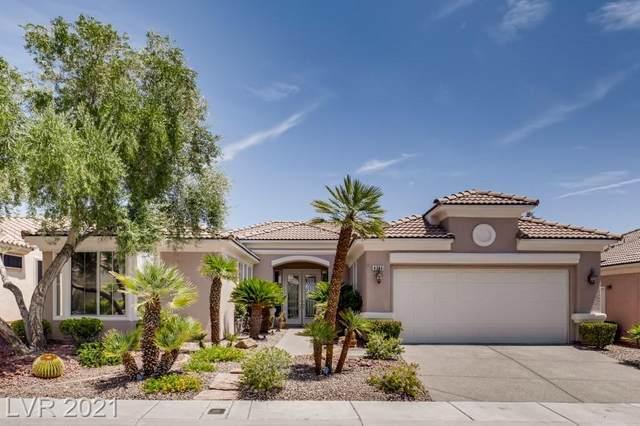 4384 San Cascina Street, Las Vegas, NV 89135 (MLS #2318319) :: The Chris Binney Group   eXp Realty