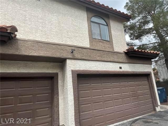 2995 E Sunset Road #212, Las Vegas, NV 89120 (MLS #2318334) :: Vestuto Realty Group