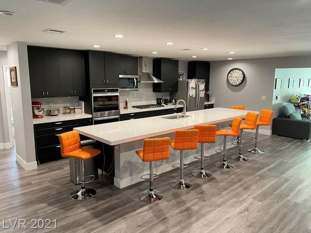 913 Woodbridge Drive, Las Vegas, NV 89108 (MLS #2318344) :: The Perna Group