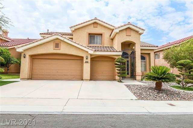 2137 Henniker Way, Las Vegas, NV 89134 (MLS #2318349) :: Lindstrom Radcliffe Group