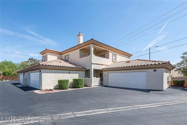 6700 Dorita Avenue #102, Las Vegas, NV 89108 (MLS #2318376) :: Kypreos Team