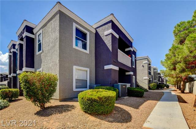 9620 W Russell Road #2042, Las Vegas, NV 89148 (MLS #2318417) :: Custom Fit Real Estate Group
