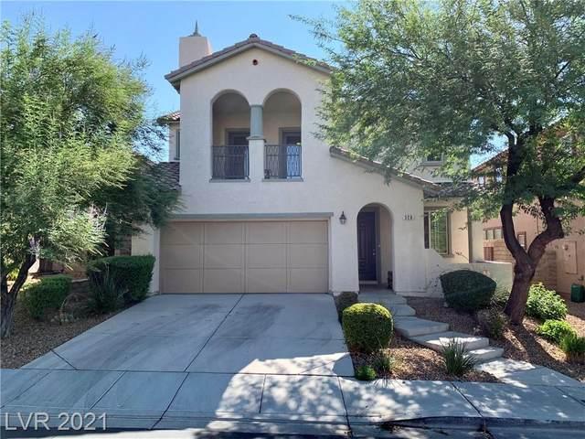 520 Bachelor Button Street, Las Vegas, NV 89138 (MLS #2318437) :: Kypreos Team