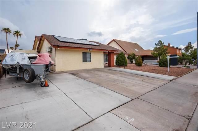 4164 Seville Street, Las Vegas, NV 89121 (MLS #2318439) :: Lindstrom Radcliffe Group