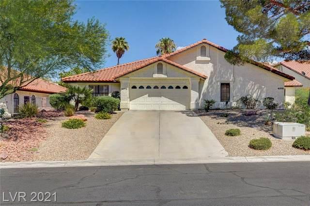 4372 Cherrystone Court, Las Vegas, NV 89121 (MLS #2318441) :: The Chris Binney Group | eXp Realty