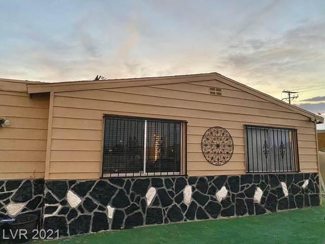 2551 West Street, North Las Vegas, NV 89032 (MLS #2318449) :: Custom Fit Real Estate Group