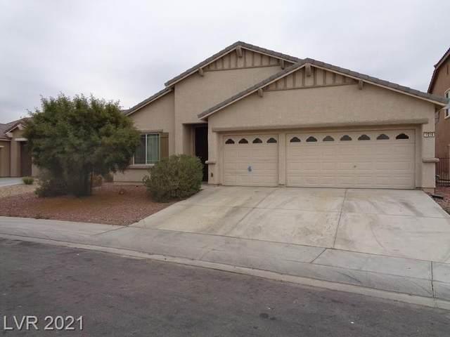 1016 Windy Ferrell Avenue, North Las Vegas, NV 89081 (MLS #2318455) :: The Melvin Team