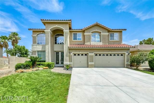 346 Auster Park Avenue, Las Vegas, NV 89148 (MLS #2318466) :: Vestuto Realty Group