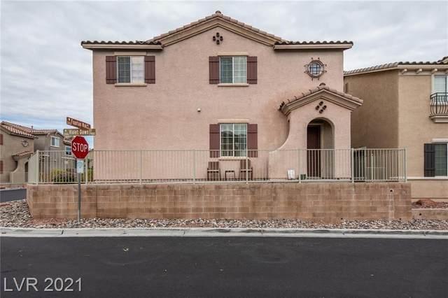9828 Fountain Walk Avenue, Las Vegas, NV 89149 (MLS #2318470) :: Lindstrom Radcliffe Group