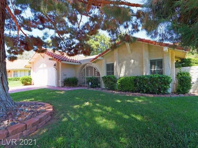3224 Calle De El Cortez, Las Vegas, NV 89102 (MLS #2318475) :: The Shear Team