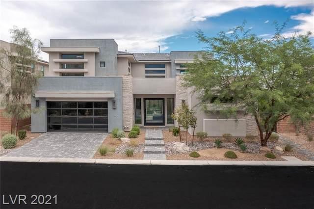 10 Garden Rain Drive, Las Vegas, NV 89135 (MLS #2318476) :: Signature Real Estate Group