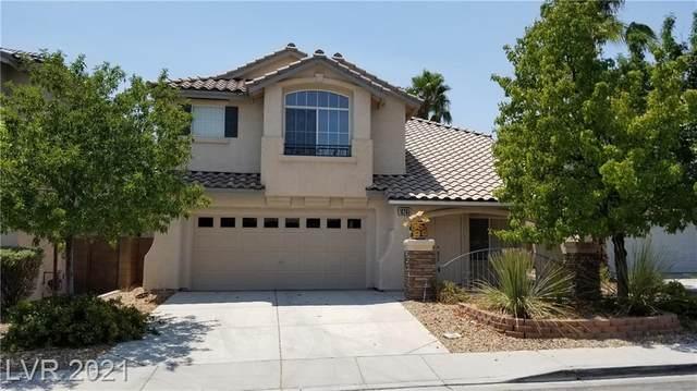 10265 Torrey Valley Court, Las Vegas, NV 89135 (MLS #2318478) :: Galindo Group Real Estate