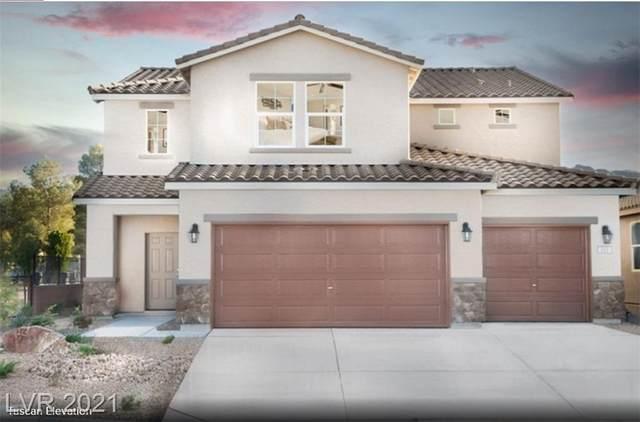 371 Triple Falls Street Lot 3050, Indian Springs, NV 89018 (MLS #2318480) :: Custom Fit Real Estate Group