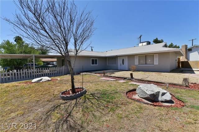 4508 E Ogden Avenue, Las Vegas, NV 89110 (MLS #2318501) :: Lindstrom Radcliffe Group