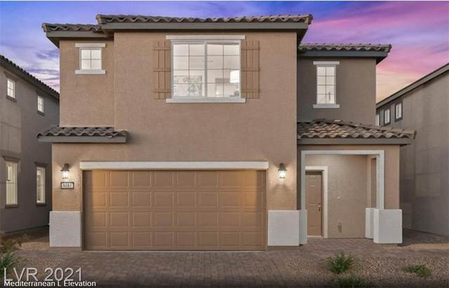 6119 Sinks Canyon Avenue Lot 163, Las Vegas, NV 89130 (MLS #2318506) :: Lindstrom Radcliffe Group