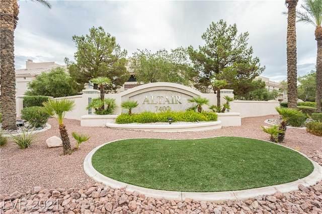 7400 W Flamingo Road #1032, Las Vegas, NV 89147 (MLS #2318551) :: Custom Fit Real Estate Group